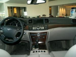 英菲尼迪M 2009款 M35