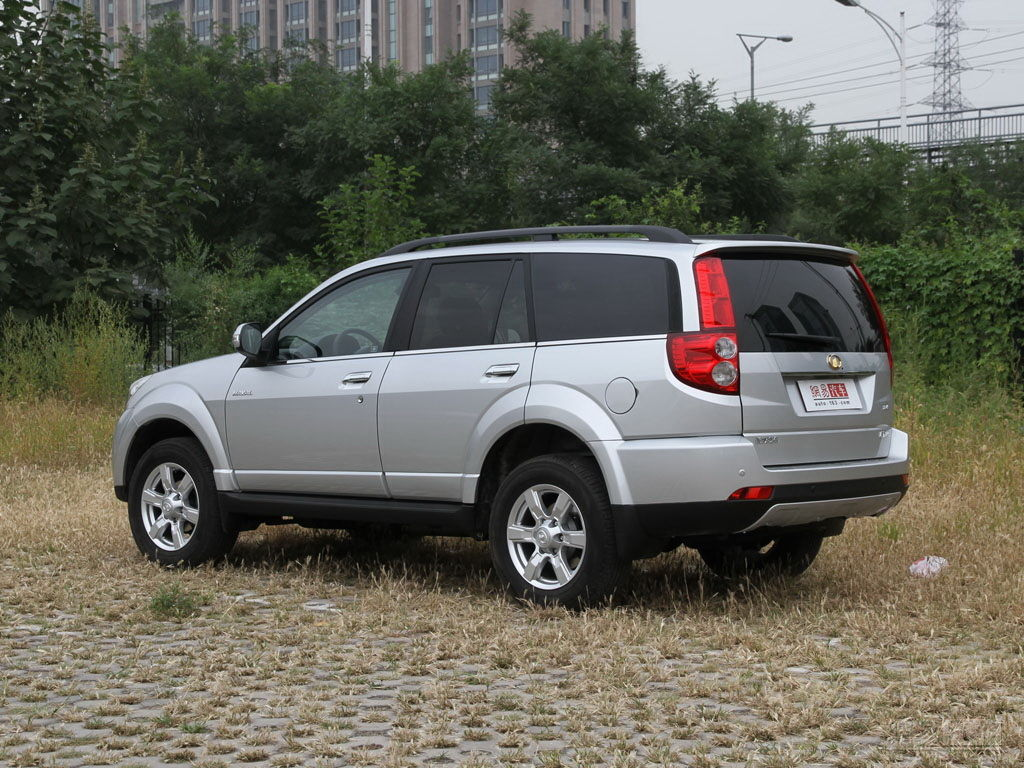 Posted in China SUV | MPV | Jeep, China Top 10 Auto's, GWM (Great Wall ...
