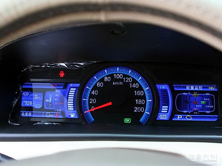 比亚迪f3dm 2010款双模电动车低碳版高清图片
