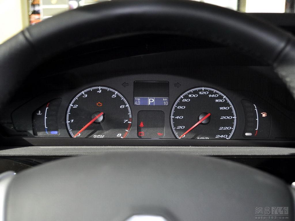 MG 6 三厢Saloon 1.8AT精英版 车身外观 车厢内饰 细节图片 经销商图高清图片