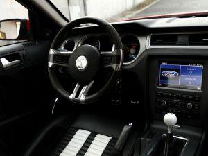 野马2011款Shelby GT500 5.4MT