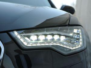奥迪A6L 2012款 50 TFSI quattro豪华型