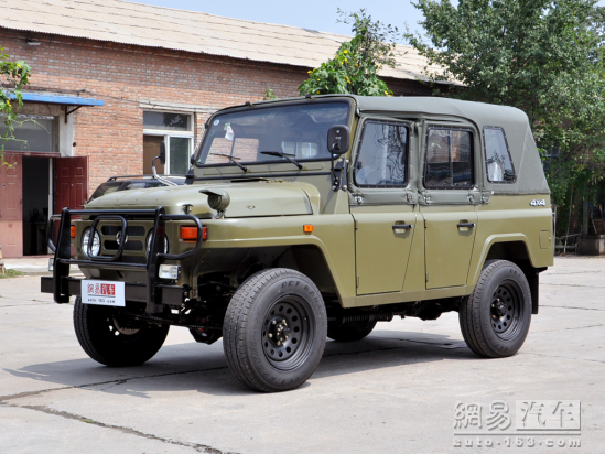 BJ 212 2019款 1.5T 标准型