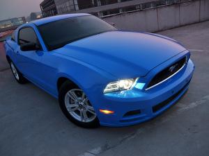 福特Mustang 2013款 V6 3.7AT标准型