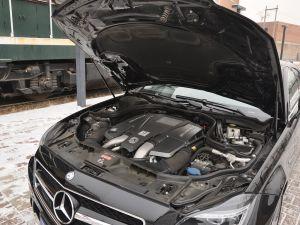 奔驰CLS63 AMG 2011款 CLS 63 AMG