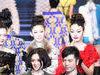 米皇·祁刚2011高级羊绒时装发布