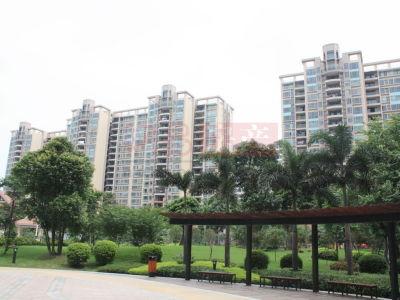 广州锦东花园实景图图片