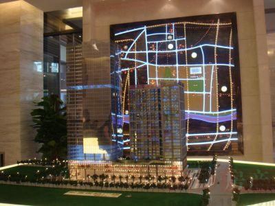 广州财富世纪广场实景图图片