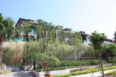 广州中海誉城实景图图片