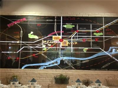广州亚太银座二期交通图图片