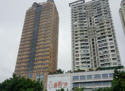 广州GIC研修中心周边配套图片