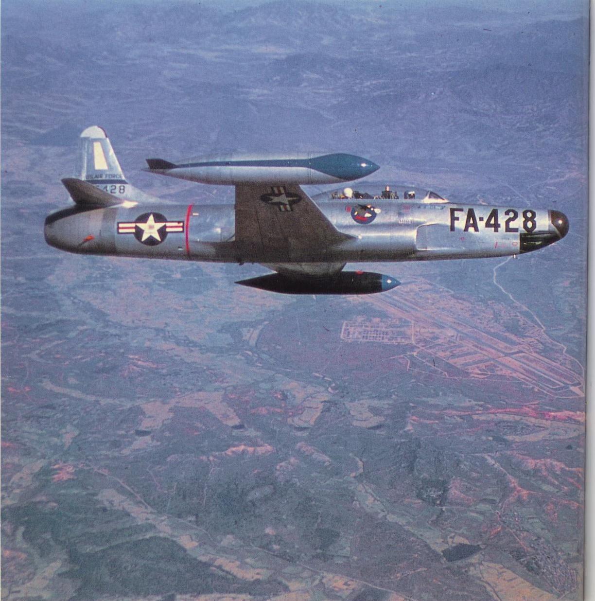 朝鲜战争:美国空军彩色照片集